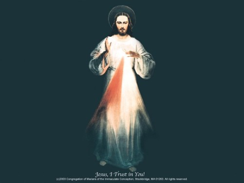 Jesus, I Trust in You!