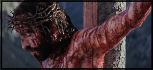 """Pierced for our transgressions.""    Passion of the Christ (google-pics)"