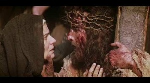 """Mother, I make all things new."" ~Passion of the Christ (google pics)"