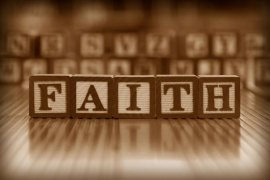 """""""Resist the devil... solid in your faith..."""""""