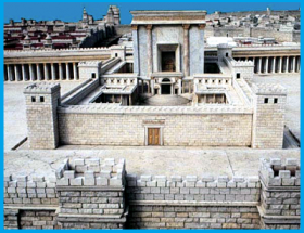 Model of the Temple of Jerusalem