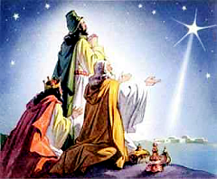 """Behold, wise men from the East came to Jerusalem, saying, 'Where is He who has been born King of the Jews?' "" ~Mt 2:1b, 2"