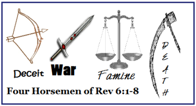 Revelation 6: 1-8