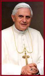 Emeritus Benedict XVI Web: Source unknown