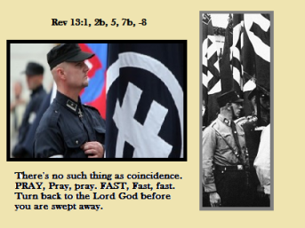 No such thing as coincidence. History repeats itself.